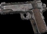 M1911 .45 Woodland MWR