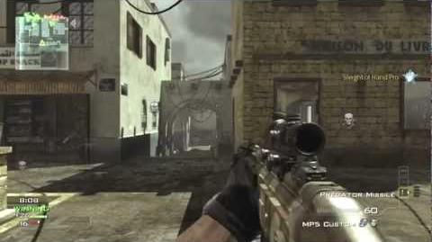 MW3 SEA TOWN KILL CONFIRMED 41-5 GAMEPLAY COMMENTARY