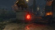 Szybka podróż Ancient Evil monument Spartan