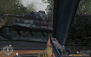 Tanked Normandy Route N13 CoD1