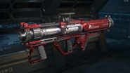 XM-53 Gunsmith Model Red Hex Camouflage BO3