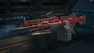 48 Dredge Gunsmith Model Red Hex Camouflage BO3