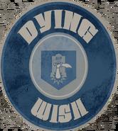 DyingWish Logo BO4