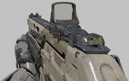 Kuda Reflex Sight first-person BO3