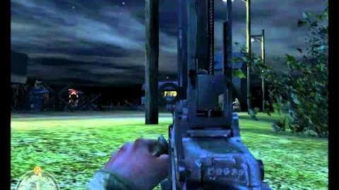 Прохождение Call of Duty. Ур. 9 - Мост Пегас (Ночь)