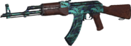 AK-47 Neon Tiger MWR