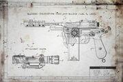 Bauplan der Mauser.