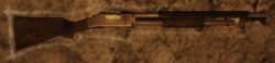 M1897 Trench Gun Third Person BO