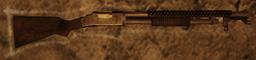M1897 Trench Gun Third Person BO