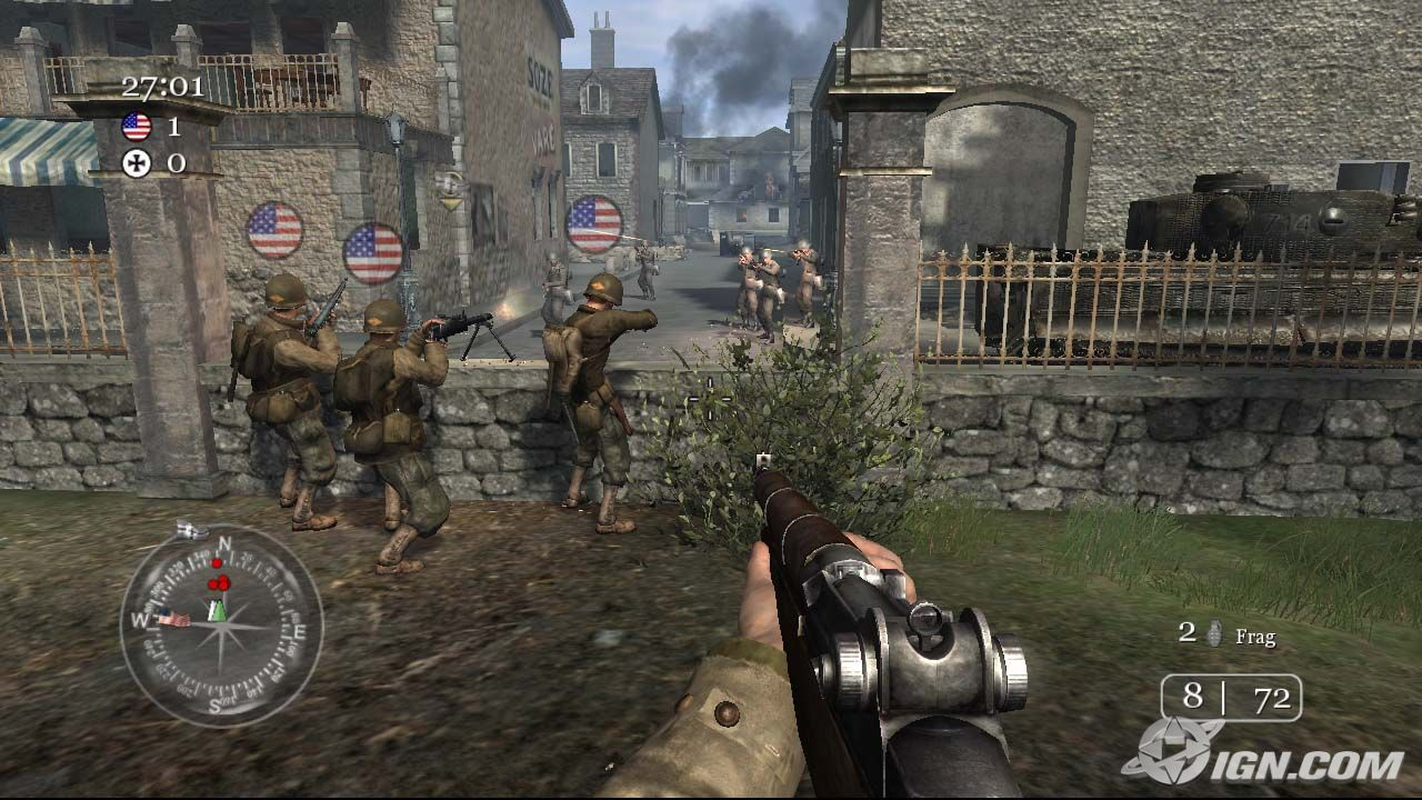 Normandy (map) | Call of Duty Wiki | FANDOM powered by Wikia on