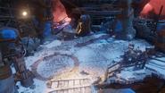 Revelations Origins miejsce wykopalisk