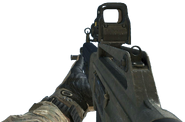 USAS 12 Holographic Sight MW3