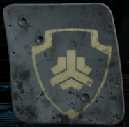 VTOL panel collectible BO3