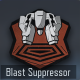 Blast Suppressor Perk Icon BO3
