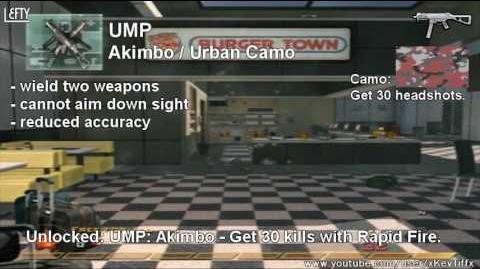Call of Duty® Modern Warfare 2 - UMP