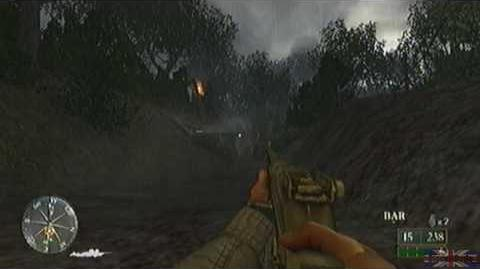 Call of Duty 2 Big Red One - Belgium, Mission 11 1 3