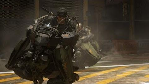 """Official Call of Duty® Advanced Warfare - """"Future Tech & Exoskeleton"""" Behind the Scenes Video"""