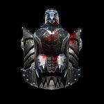 Rocket Shield Eagle Plate Piece (Der Eisendrache) BO3
