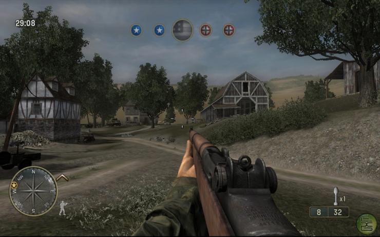 Call Of Duty 3 Maps Poisson | Call of Duty Wiki | FANDOM powered by Wikia