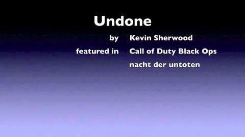 "Call of Duty Black Ops - ""Undone"" Nacht Der Untoten easter egg nazi zombies Kevin Sherwood"