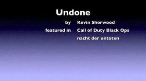 "Call of Duty Black Ops - ""Undone"" Nacht Der Untoten easter egg nazi zombies Kevin Sherwood"