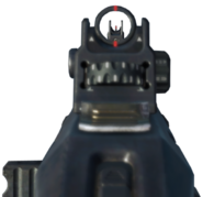 Man-O-War Iron Sights BOIII