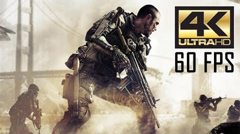 Call of Duty Advanced Warfare Walkthrough - Story Mission 04 Fission