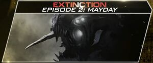 Extinction mayday cod ghosts