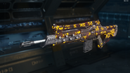 M8A7 Gunsmith Model Monochrome Camouflage BO3