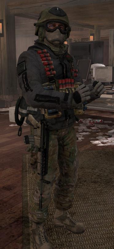 Scarecrow (Modern Warfare 2)   Call of Duty Wiki   FANDOM powered by