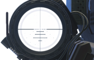 Atlas 20mm scope reticle AW