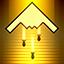 Bombowiec Stealth ikona menu mw2