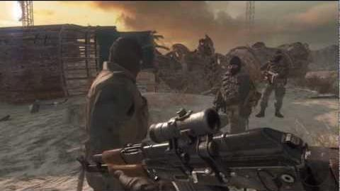 Call of Duty Black Ops - Campaign - Executive Order