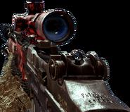 M14 EBR Red Tiger MW2