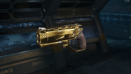 Marshal 16 Gunsmith Model Gold Camouflage BO3
