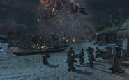 Рейдеры нападают на японцев