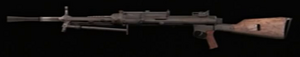 Breda M1930 side view BRO