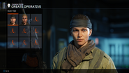 Female Face 1 BO3