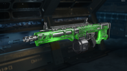 Haymaker 12 Gunsmith Model Weaponized 115 Camouflage BO3