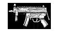MW2 Pickup MP5k