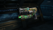 Rift E9 Gunsmith model Cosmic Camouflage BO3