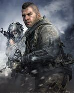 Wallpaper modern warfare 2 07 1600