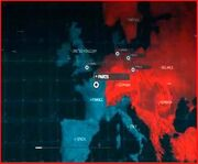 World War III front line
