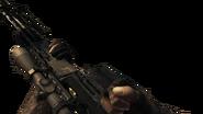 Yuri cocking M14