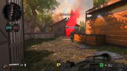 Call of Duty Black Ops 4 Налёт Побег с мешком