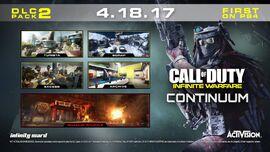 Continuum DLC