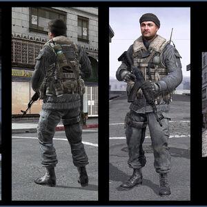 Kamarov Call Of Duty Wiki Fandom
