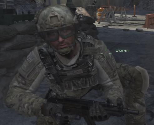 Worm Modern Warfare 3 Call Of Duty Wiki Fandom
