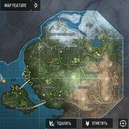 Карта Isolated 2 сезон