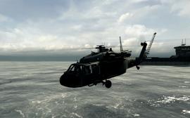 Blackhawk Hit and Run MW3